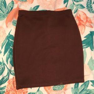 Boohoo skirt NWOT